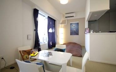 日本酒店公寓住宿:晴空塔浅草寺全新日式民宿702