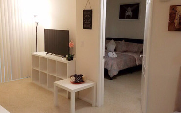 洛杉矶酒店公寓住宿:Orisni 一室公寓