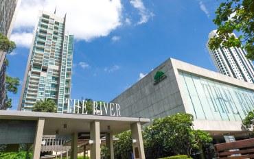 曼谷酒店公寓住宿:河畔4卧别墅
