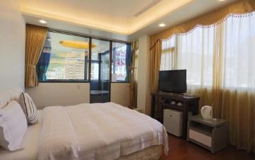 宜兰酒店公寓住宿:宽敞温馨双人房