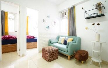香港酒店公寓住宿:2卧室,临近湾仔地铁站