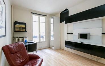 巴黎酒店公寓住宿:巴黎一室套间
