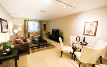 尔湾市酒店公寓住宿:南加大一卧公寓#1