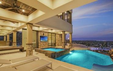 棕榈泉酒店公寓住宿:棕榈泉 度假屋