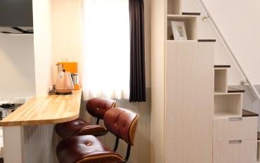 冲绳酒店公寓住宿:KUME那霸市时尚阁楼3号馆-5分钟到车