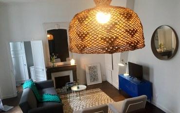 巴黎酒店公寓住宿:舒适便利公寓MARAIS