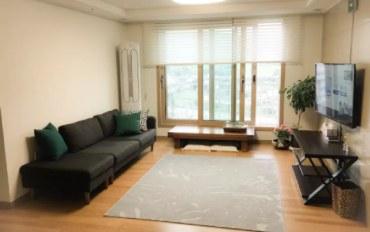 庆州酒店公寓住宿:JuRang Arang的温馨公寓
