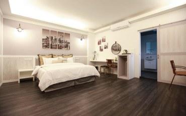 宜兰酒店公寓住宿:英伦时尚双人套房