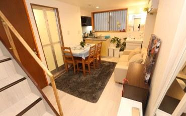 东京酒店公寓住宿:复式洋风105