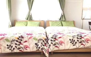 冲绳酒店公寓住宿:冲绳6人大房10分钟到机场OF11
