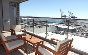 新西兰酒店公寓住宿:180度一线全海景市中心海港高层公寓