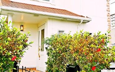 冲绳酒店公寓住宿:冲绳唯一高级别墅社区奥莱1分钟海边2分钟