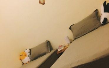 金门酒店公寓住宿:友鹿食馆 和式榻榻米