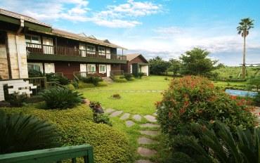 济州岛酒店公寓住宿:标准2人房A