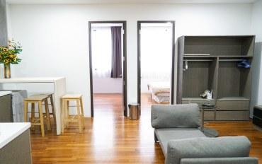新加坡酒店公寓住宿:优选家精选2房一厅公寓80平米