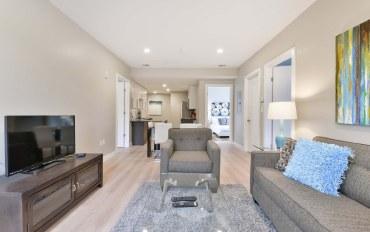 波士顿酒店公寓住宿:朗沃德三室奢华套房
