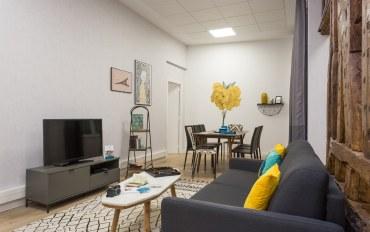 巴黎酒店公寓住宿:巴黎市中心三卧一浴古典公寓