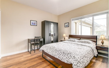 温哥华酒店公寓住宿:温哥华永和居舒适双人房(独立卫浴可加床)