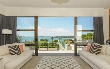 新西兰酒店公寓住宿:270°太平洋海景(下层)