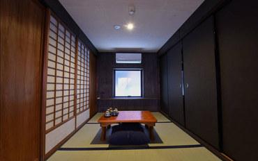 京都酒店公寓住宿:风吟轩风吕必选超大町屋庭院花景