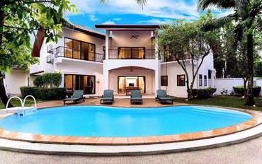 普吉岛酒店公寓住宿:椰林缦墅 Coconut Palm