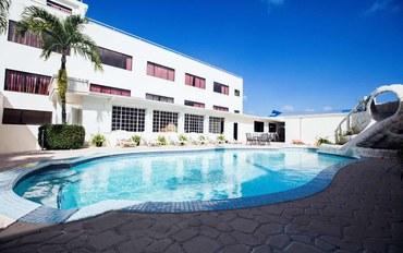 塞班岛酒店公寓住宿:塞班海景公寓,眼望七彩海岸,背靠塔波查山