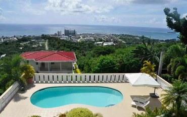 塞班岛酒店公寓住宿:塞班岛海军山海上人间度假别墅