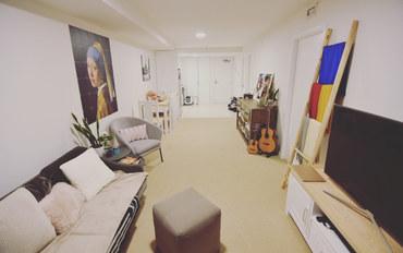 新西兰酒店公寓住宿:奥克兰市中心 暖心公寓