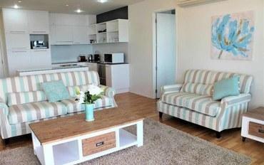 新西兰酒店公寓住宿:奥克兰CBD奢华海景房