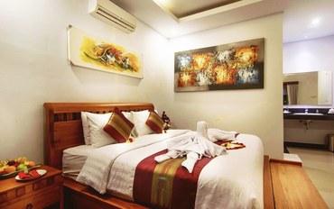 巴厘岛酒店公寓住宿:阿莫亚宾馆标准套房