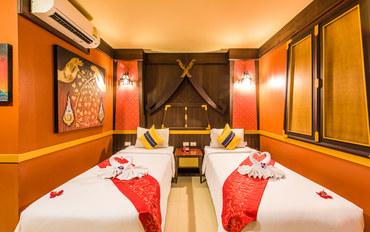 普吉岛酒店公寓住宿:芭东99号酒店双床房-带阳台##