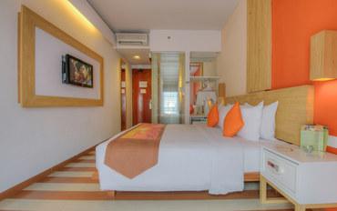 巴厘岛酒店公寓住宿:唯一勒吉安酒店豪华大床或双床房