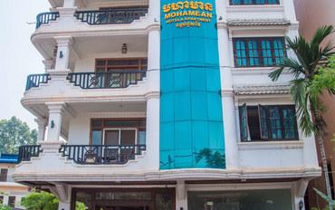 暹粒酒店公寓住宿:莫哈美中国民宿