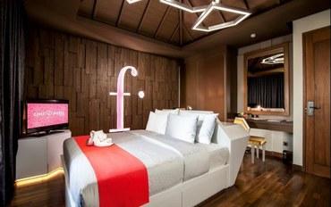 巴厘岛酒店公寓住宿:巴厘岛时尚酒店时尚套房