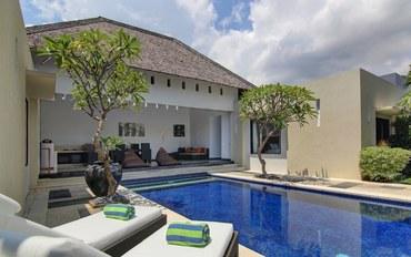 巴厘岛酒店公寓住宿:塞米克亚套房私人别墅酒店一卧室别墅 -