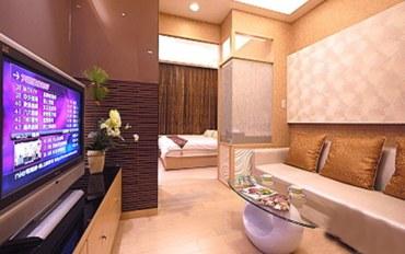 高雄酒店公寓住宿:高雄85海角中庭双人房