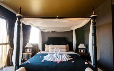 巴厘岛酒店公寓住宿:阿雅娜豪华公寓海景一卧室豪华公寓