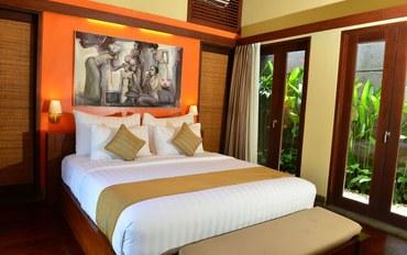 巴厘岛酒店公寓住宿:尼乌巴厘别墅一卧室别墅 - 带私人泳池别