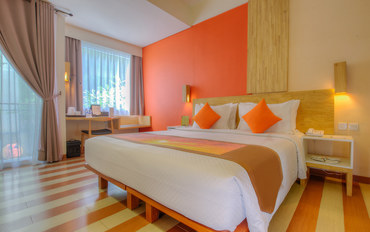 巴厘岛酒店公寓住宿:唯一勒吉安酒店(包含早餐)高级大床或双床