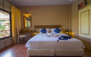 普吉岛酒店公寓住宿:普吉岛察巴酒店一居小木屋