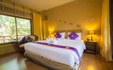 普吉岛酒店公寓住宿:普吉岛察巴酒店两居小木屋