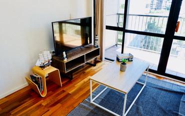 新西兰酒店公寓住宿:奥克兰市中心温馨舒适公寓,免费停车位