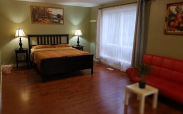 多伦多酒店公寓住宿:多伦多北约克豪华区-开放空间studio