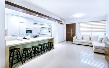 新加坡酒店公寓住宿:乌节路市区地铁口方便温馨适合4-7个人