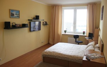 圣彼得堡酒店公寓住宿:圣彼得堡市中心瓦西里岛区海景公寓