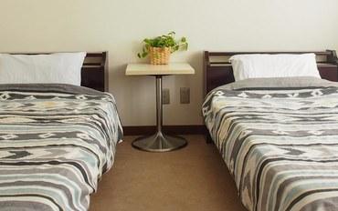 冲绳酒店公寓住宿:我的地方民宿双床房