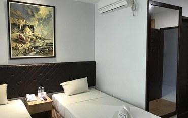 宿务酒店公寓住宿:国会中心酒店及套房顶级大床或双床房