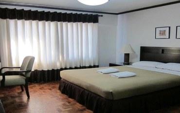 马尼拉酒店公寓住宿:黎各套房One-Bedroom套房