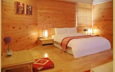 台北酒店公寓住宿:东姿商务旅馆精致大床房