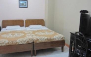 宿务酒店公寓住宿:富恩特裴森楼酒店标准双床房